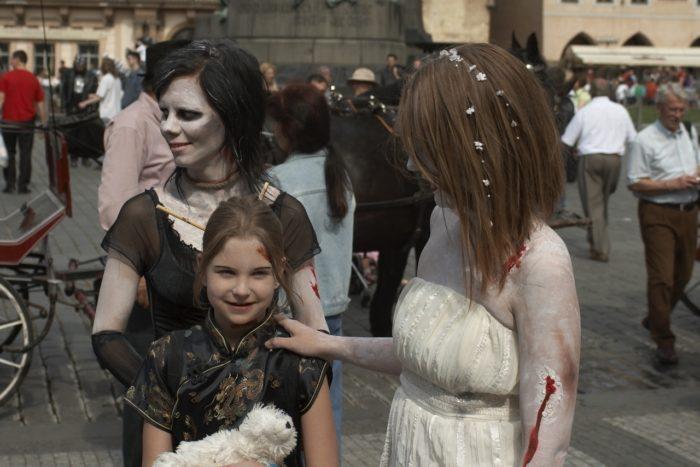 Prague Zombie Walk