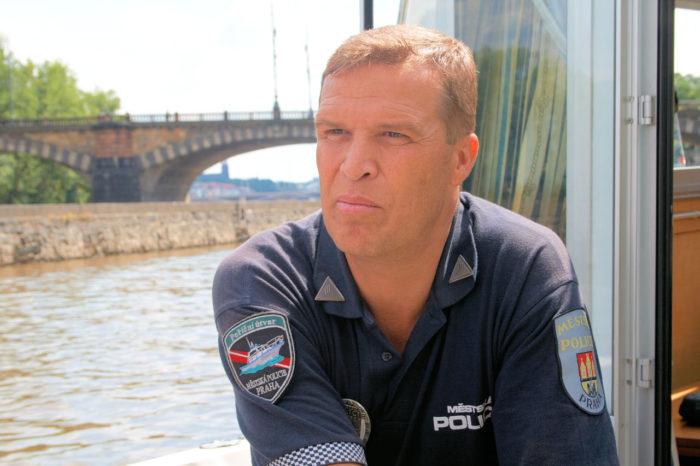 Říční policie Praha