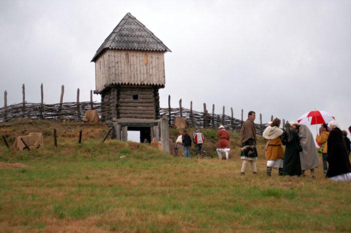Wothanburg Dobývání XII. [rekonstrukce] / [reanactment]