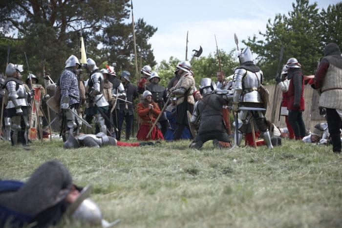 Bitva u Lipan [rekonstrukce] / [reenactment]