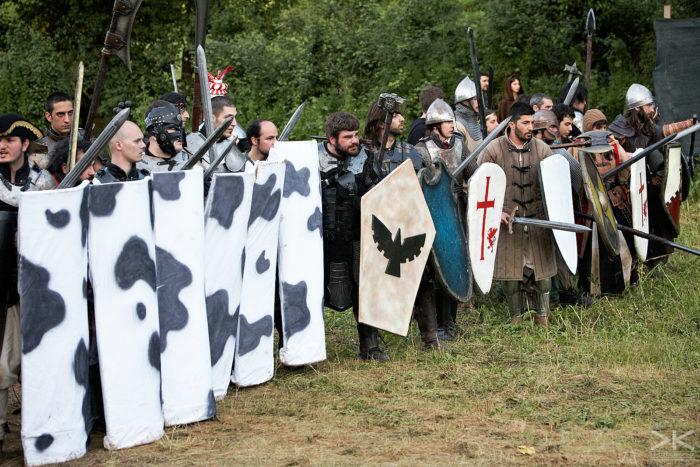 Battle for Vilegis [larp]