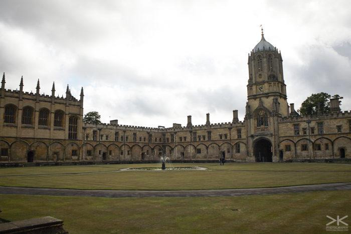 Oxford [Velká Británie] / Oxford [Great Britain]