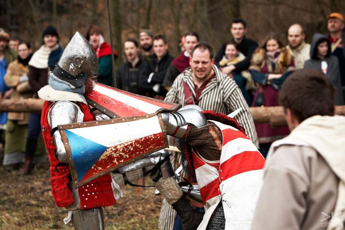 Battle of the Nations - Libušín