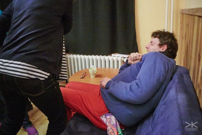 Fat Man Down [larp]