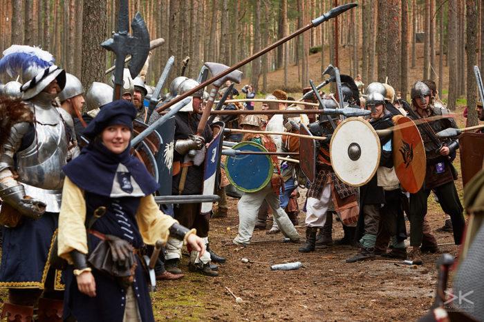Bitva pěti armád [larp]