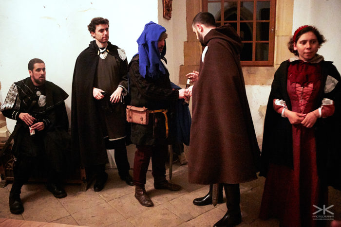 Mir 2: Mother Magdalena's Fair [larp]