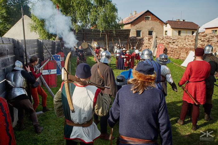 Svatováclavské střelecké slavnosti Český Brod