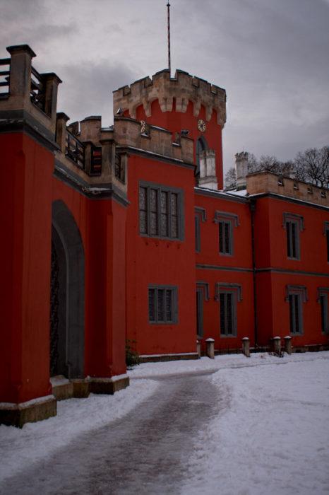 Hradek u Nechanic [Česká republika] / [Czech republic]